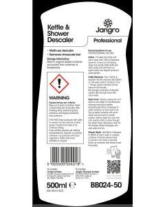 Kettle & Shower Descaler 500ml