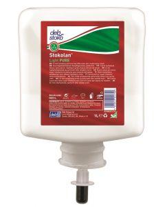 DEB Stokolan Light Pure Restore After-work Cream 1000 1 litre