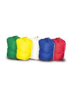 Drawstring Laundry Bag 70x101cm Polyester Red