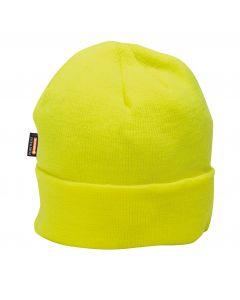 Knit Beanie Insulatex Yellow