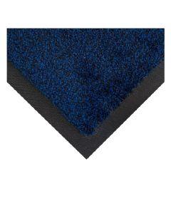 COBAWASH. Mat Black/Blue 60 x 85cm