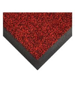 COBAWASH. Mat Black/Red 115 x 175cm